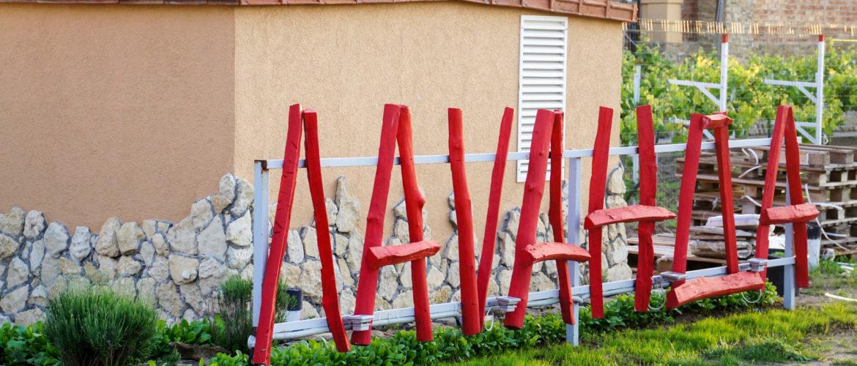Общий вид на отель Лаванда Азов