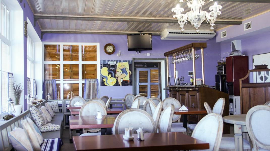 Ресторан бутик-отеля Лаванда Азов