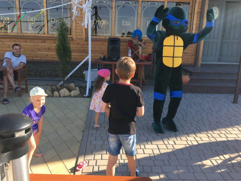 танцуем с детьми