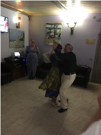 фестиваль танцев в бутик-отеле