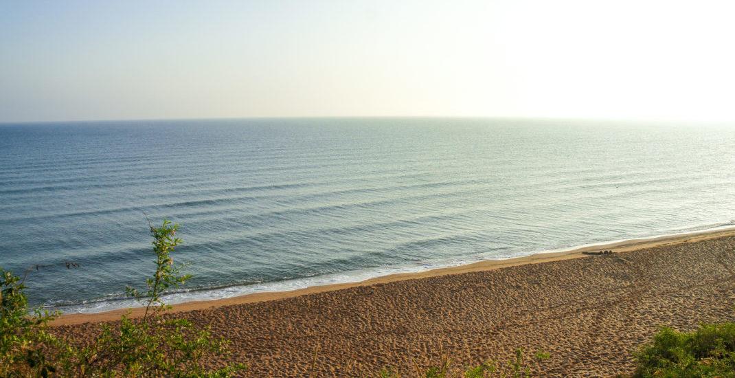 Кучугуры - Выход на Азовское море