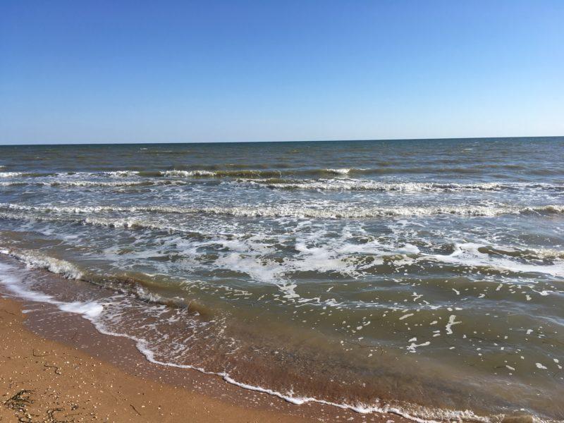 Азовское море шумит