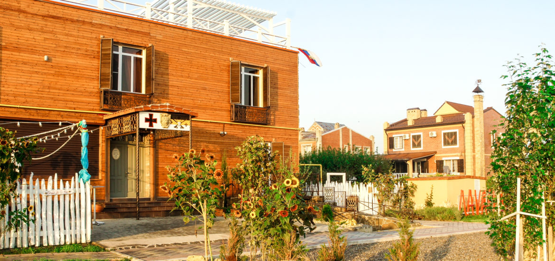 0934f73b26c Отель Лаванда Азов - Бутик-отель в Кучугурах на Азовском море